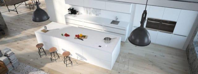 使用欧凯微晶面板,打造理想完美厨房。